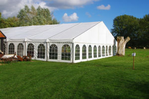 25m Span Aluminum Prefabricated Frame Outdoor Big Party Tent pictures & photos
