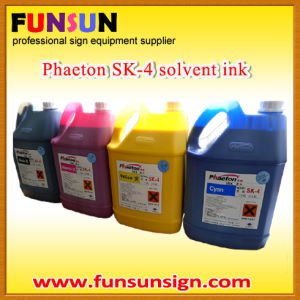 Solvent Ink for Seiko Head (SK4) pictures & photos