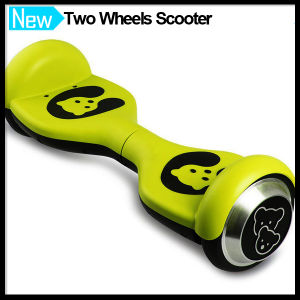 Cheap Child Kid′s Kick 2 Wheel Electric Scooter Unicycle Transporter pictures & photos