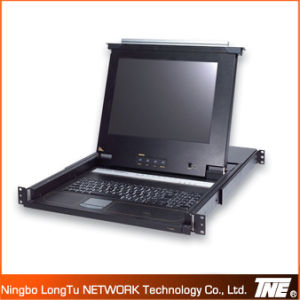 Network Cabinet Server LCD Kvm Drawer pictures & photos