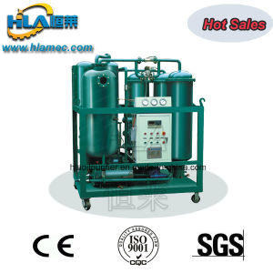 Vacuum Heating Demulsification Refrigeration Oil Purifier pictures & photos