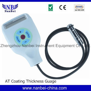 Easy Operation Digital Coating Thickness Gauge with CE pictures & photos