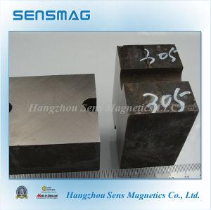 Manufature Cast Permanent AlNiCo Block Magnets pictures & photos