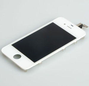 Replacment LCD Glass Touch Screen Digitizer Assembly for iPhone4g pictures & photos