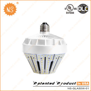 cUL UL Dlc E26/E39 150lm/W 50W LED Canopy Light