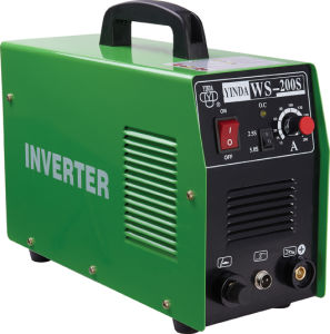 200 AMP TIG Inverter Welding Machine (GTAW) pictures & photos