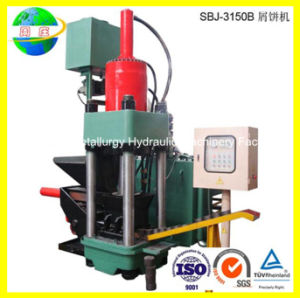 Hydraulic Copper Briquetting Press for Metal Scraps (SBJ-315) pictures & photos
