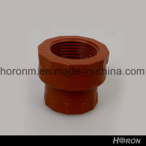 "Pph Water Pipe Fitting-Thread Reducer-Elbow-Tee-End Cap-Union (1""X3/4"")"