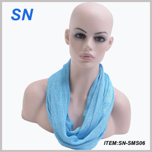 2015 Sexy Women Loop Scarves Super Soft Circle Scarf (SN-SMS06) pictures & photos