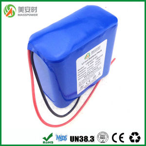 Reliable Li-ion Battery 14.8V 4000mAh