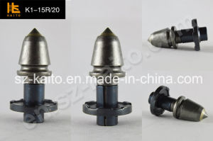 W1-15h/20-L Concrete Road Milling Picks/Teeth/Bits for Wirtgen Milling Machine pictures & photos