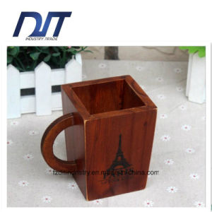 Custom Design Cheap Wood Pen Container for Storage pictures & photos