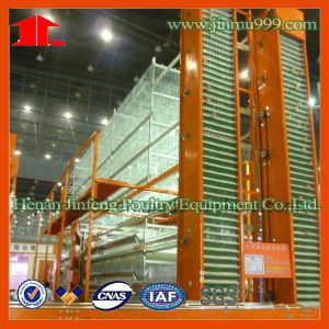 Automatic Poultry Equipment Chicken Cage pictures & photos