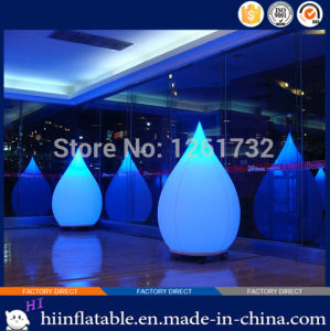 Hot Selling Event Decoration Lighting Inflatable Tube with 16 Colors Changeful LED Light for Sale pictures & photos