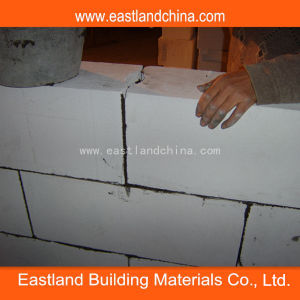 Lightweight and Loadbearing AAC Wall Block pictures & photos