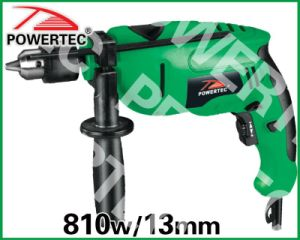 810W 13mm Electric Impact Drill (PT82187) pictures & photos