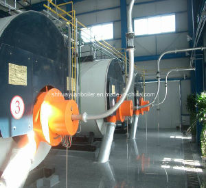 Pulverized Coal Steam and Hot Water Boiler (WNS) pictures & photos