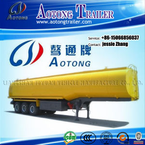 50000 Liters Oil Tanker Semi Trailer pictures & photos