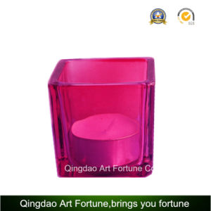 Cube Tealight Candle Holder for Wedding Decor pictures & photos