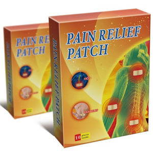 Hydrogel Pain Relief Patch Pure Herbal Extration Healthcare Product (XMPRP002)