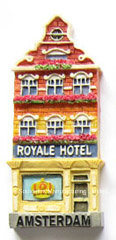 Amsterdam Royal Hotel Souvenir Gift (PMG071) pictures & photos