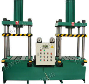 Four Column Hydraulic Molding Press (TT-SZ50T/MY) pictures & photos