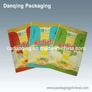 Food Packaging, 3 Sides Seal Bag, Food Bag (DQ239) pictures & photos