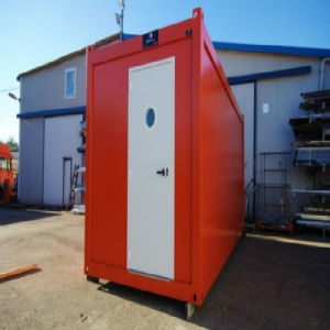 Portable Mobile Container Toilet for Sanitory (KXD-CH128) pictures & photos