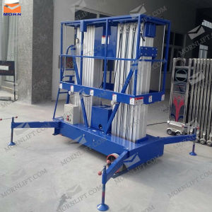 14m Hydraulic Man Lift with CE pictures & photos