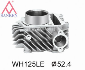 Motorcycle Cylinder (WH125) pictures & photos