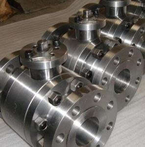 Low Price High Qualtity Forged Ball Valve Flange pictures & photos