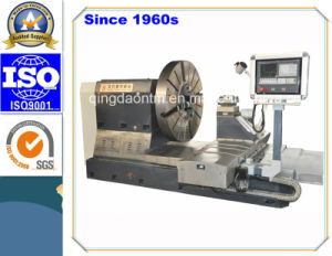 Ntm Horizontal CNC Lathe for Motorbycle Tyre Mold (CK61100) pictures & photos