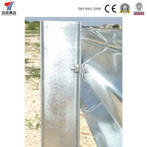 Corrugated Highway Guardrail