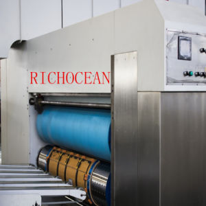 Automatic High Speed 4-Color Corrugated Carton Flexo Printing Machine pictures & photos