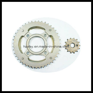 Cg 125 Today/Titan Sprocket Sets for YAMAHA pictures & photos