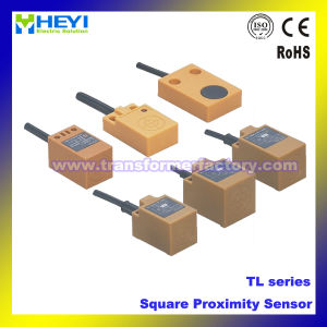 Square Type (TL series) UPT LED Inductive Proximity Sensor pictures & photos
