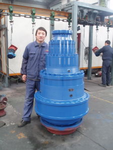 Planetary Gearbox with High Torque up to 1500kn. M pictures & photos