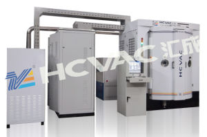 Vacuum Ion Plating Machine for Jewelry/Jewelry PVD Vacuum Coating System pictures & photos