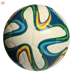 PVC Soccer Ball Size5 Football pictures & photos