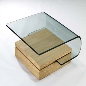 Hot Bending Glass Table with BS6206 pictures & photos