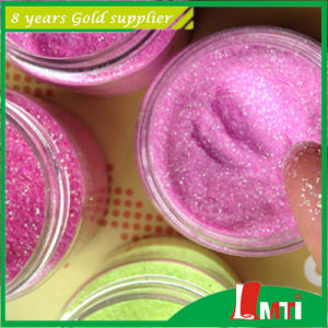 Heat Resistant Glitter Powder for Plastic Injection Industry pictures & photos