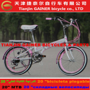 "Tianjin Gainer 20"" Folding Bicycle Stable Quality pictures & photos"
