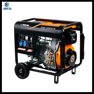 Changchai Small Power Portable Diesel Generator of Open Type