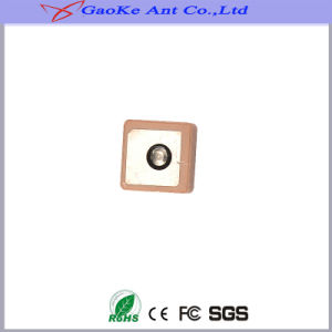 3 dBi GPS Patch Antenna for Navigation GPS Ceramic Patch Antenna pictures & photos