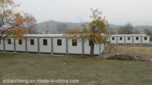 Modular Container House/Mobile House/Flat Pack Container House (shs-mh-liv006) pictures & photos