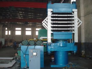 Plate Vulcanizing Press pictures & photos