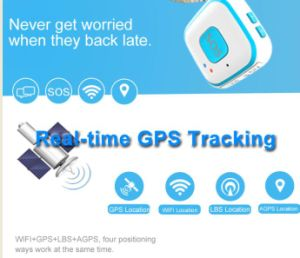 Mini GPS Mobile Phone Sos Monitor for Kid or Elder pictures & photos