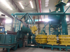 Lost Foam for Steel Castings/ EPC Casting Line/Lfc pictures & photos