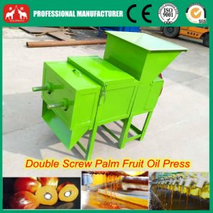 0.3t-1t Small Double Screw Palm Oil Mill in Malaysia pictures & photos
