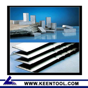 Gangsaw Diamond Segments for Marble pictures & photos